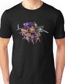 Chrono Trigger - Full Cast Unisex T-Shirt