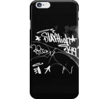 Street GRAFFITI.... iPhone Case/Skin