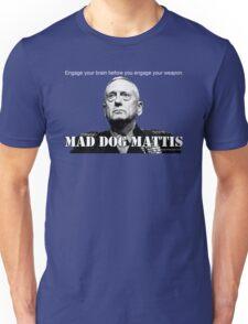 Mad Dog Mattis Unisex T-Shirt