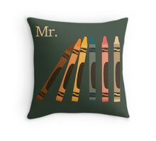 Reservoir Throw Pillow