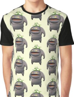 Goobbue Sproutling – Doll Style Graphic T-Shirt
