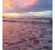 Emerald Isle, NC Sunrise  Photographic Print