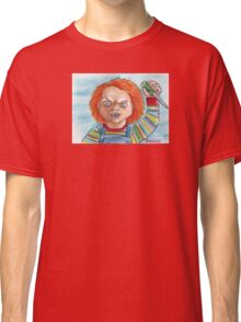 Hi, I'm Chucky. Wanna play? Classic T-Shirt