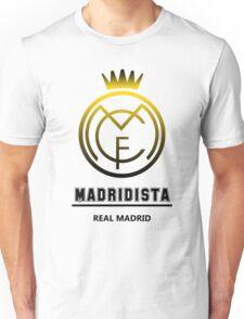 Real Madrid - Madridista Unisex T-Shirt