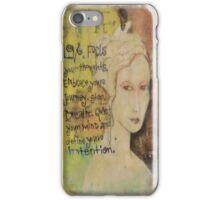 Love, Focus....Create iPhone Case/Skin