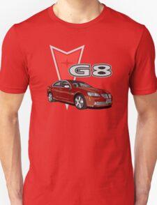 G8 Red Unisex T-Shirt