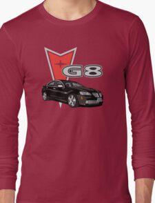 G8 Black Long Sleeve T-Shirt