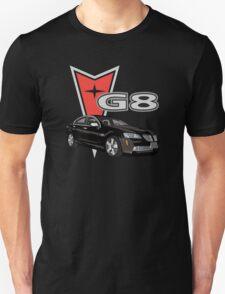 G8 Black Unisex T-Shirt