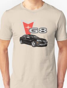 G8 Black T-Shirt