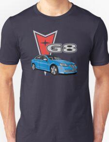 G8 Blue Unisex T-Shirt
