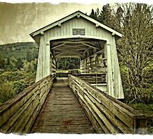 Sandy Creek Covered Bridge by thomr