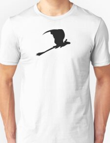 Dragon Rider Silhouette httyd Unisex T-Shirt