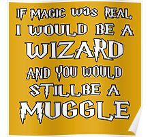Condescending Wizard Poster