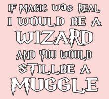 Condescending Wizard Kids Tee