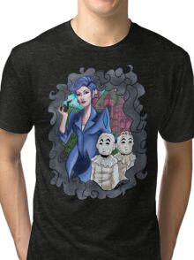 Miss Peregrine and the Twins Tri-blend T-Shirt