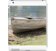 Lone Boat iPad Case/Skin