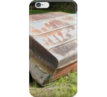 The lone wanderer iPhone Case/Skin