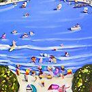 Summer holiday by Adam Bogusz