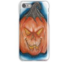 Punkin' iPhone Case/Skin