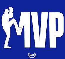 Kershaw MVP by BeinkVin