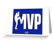 Kershaw MVP Greeting Card