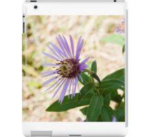 Sparkle Flower iPad Case/Skin