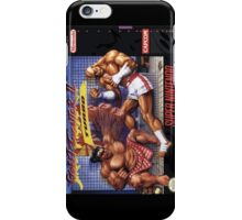 Street Fighter II iPhone Case/Skin