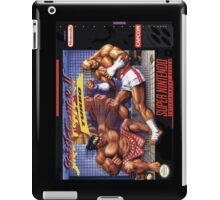 Street Fighter II iPad Case/Skin