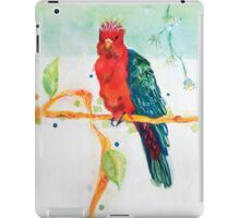The Parrot King iPad Case/Skin