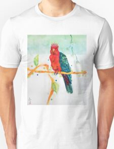 The Parrot King Unisex T-Shirt
