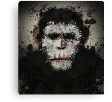 Ceasar Face Paint Canvas Print