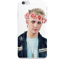 flower crown dalton iPhone Case/Skin