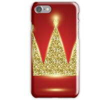Red Crown iPhone Case/Skin