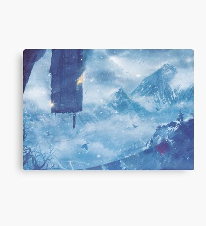 Nepal Vacations (43 left!) Canvas Print