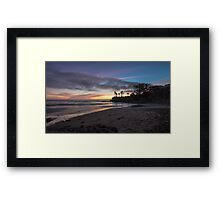 Shaw's Cove Framed Print