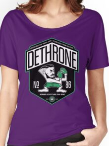 Conor McGregor Have Dethrone  Women's Relaxed Fit T-Shirt