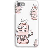 Pink Milk Party iPhone Case/Skin