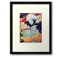 Madara Framed Print