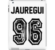 Jauregui'96 iPad Case/Skin