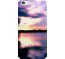 Bayside Sunset iPhone Case/Skin