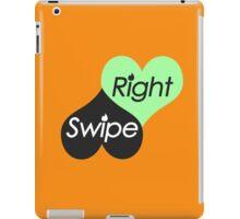 Swipe Right iPad Case/Skin