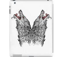 Wolf Monster iPad Case/Skin