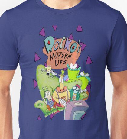 Rocko's Modern Family Unisex T-Shirt