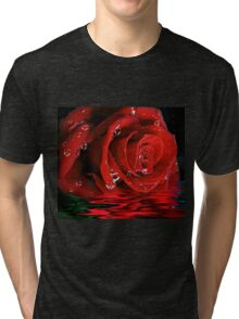 Tears of Love Tri-blend T-Shirt