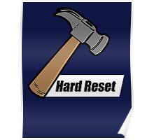 Hard Reset Poster