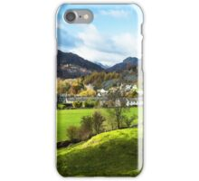 Chapel Stile From The Roche Moutonee. iPhone Case/Skin