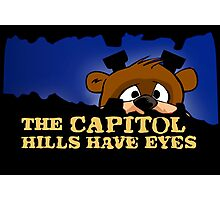 Bearrs Capitol Hills Have Eyes Photographic Print