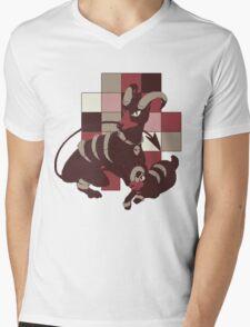 loose the hounds Mens V-Neck T-Shirt