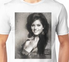 Claudia Cardinale, Actress Unisex T-Shirt