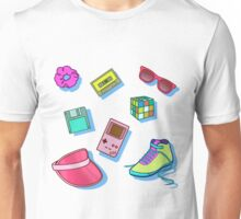 Just 80's things v2 Unisex T-Shirt